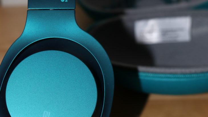SONY h.ear on Wireless NC レビュー【ヘッドフォン】