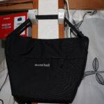 【ショルダーバック】モンベルのバッグがこんなに安く!?
