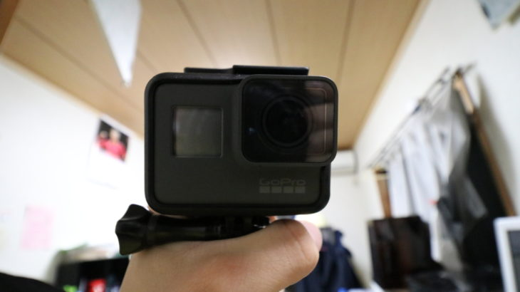 GoProHero5 【9カ月間使用レビュー】
